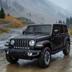 지프 랭글러 (4WD) 5인승 2018년형